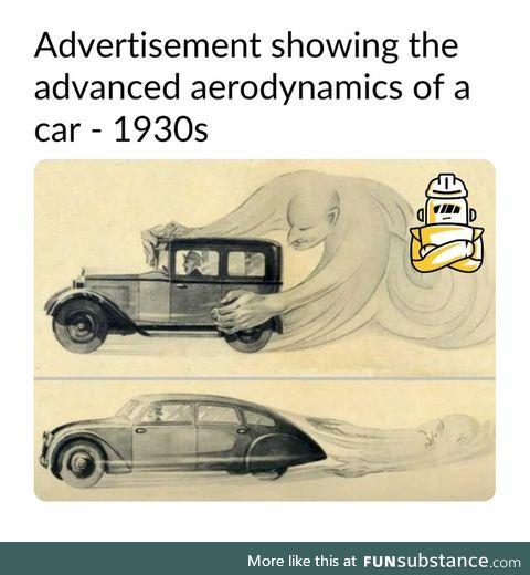 Aerodynamics free you from the grasp of Beelzebub