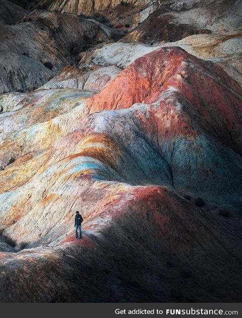 Colours of Mongolia, Jord Hammond