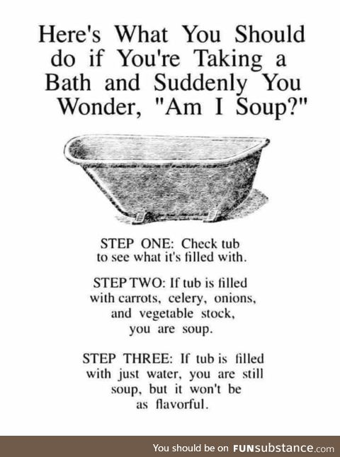 Suddenly soups