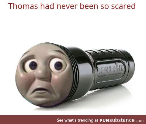 Thomas the Trainwreck
