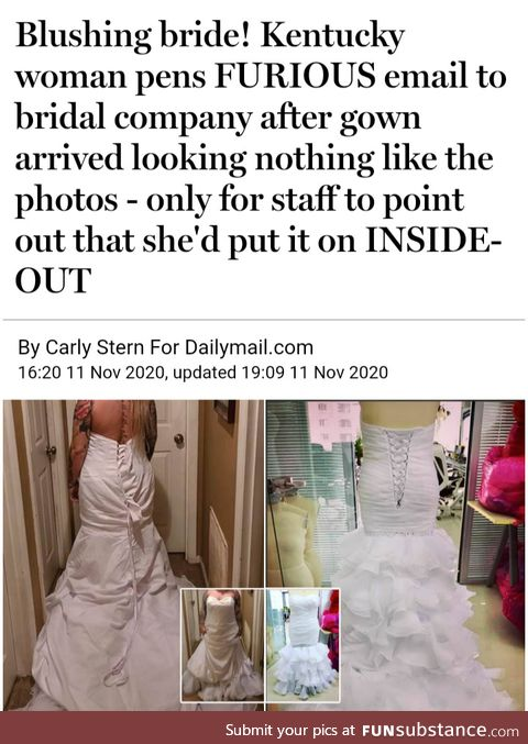 Bridezilla...Ugly from the inside out