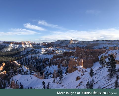 Utah, Bryce canyons