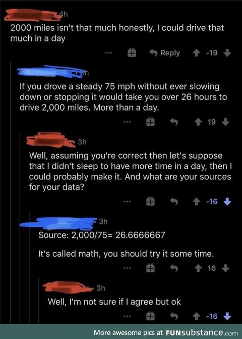 We need the return of 26 hour days