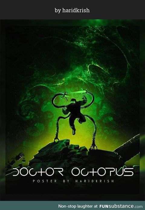 Doctor Octopus fan poster