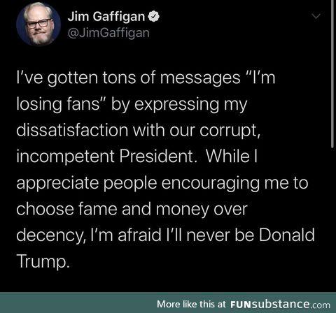 Be more like Jim... Jenerally