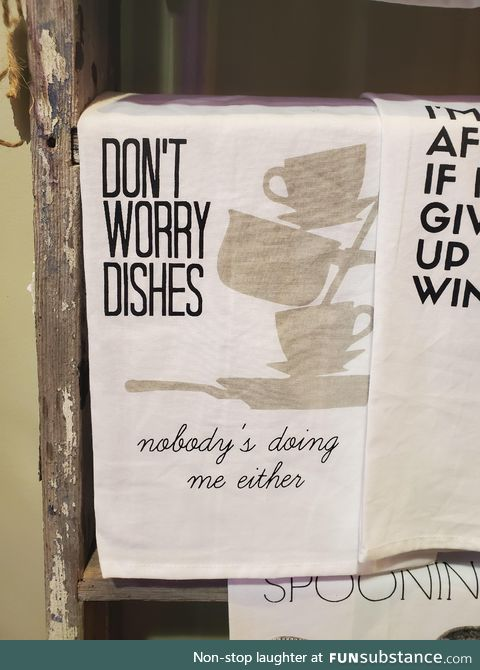 This kitchen towel
