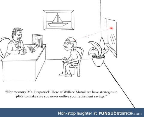 Solid retirement planning
