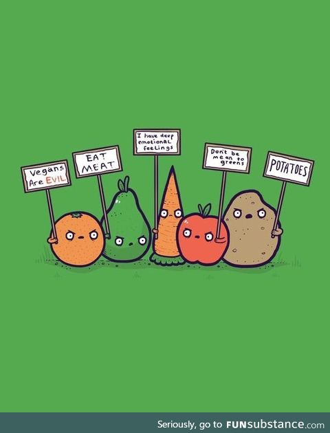 Plants have feelings too!