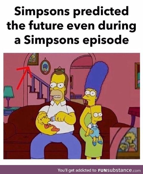 The Simpson's, in a nutshell