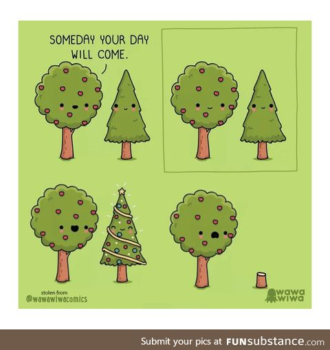 Smeday your day will come