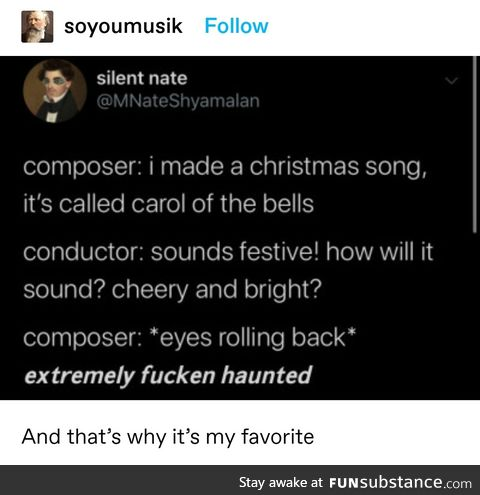 Trans-siberian orchestra version is the best