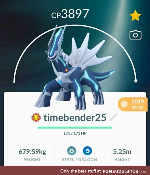 PoGo Project #85 - It's about Time