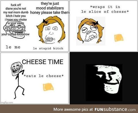 Eats le cheese