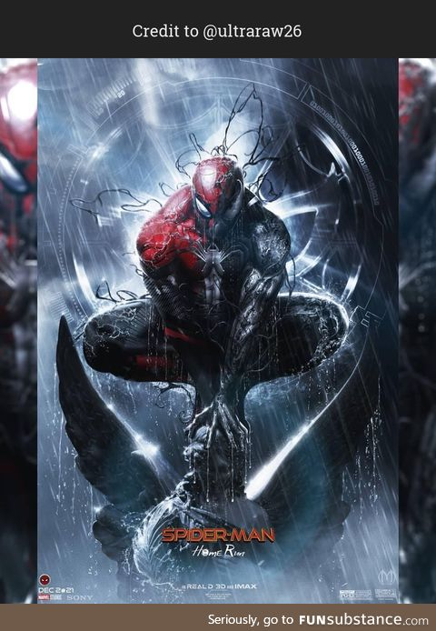 Would you like to see a Symbiote appear in the next Spider-Man movie?