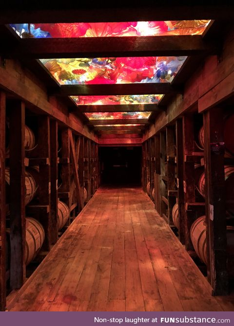 Makers Mark distillery, Loretto, KY