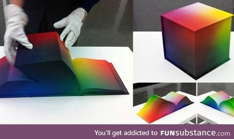Every RGB colour printed in a book