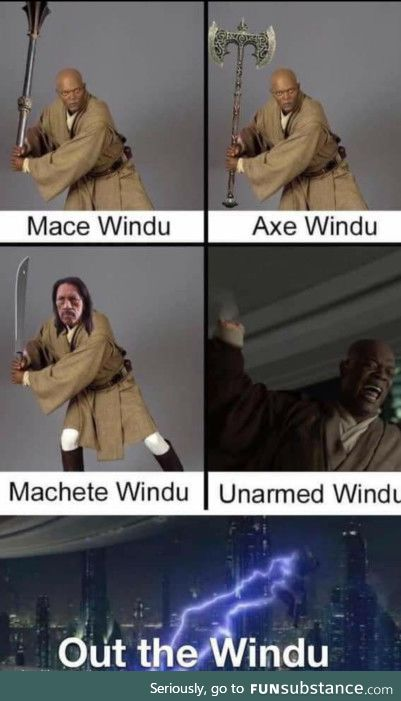 All the windu