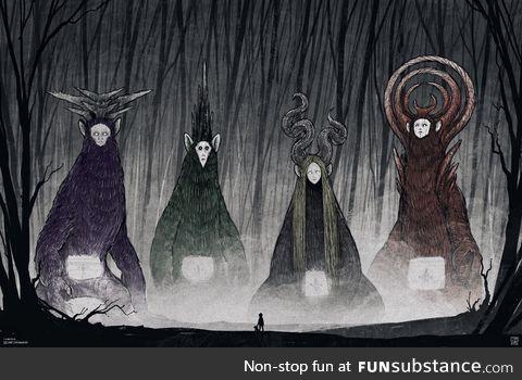 The Council of Elder Tubbies