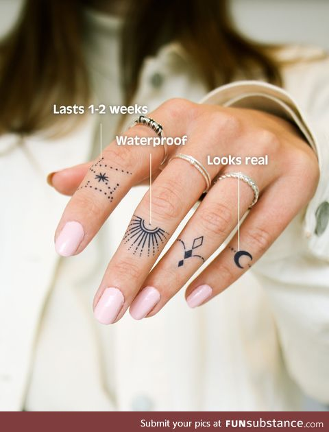 Want to test out a tattoo before committing? Our tattoo tech lets you. After an easy
