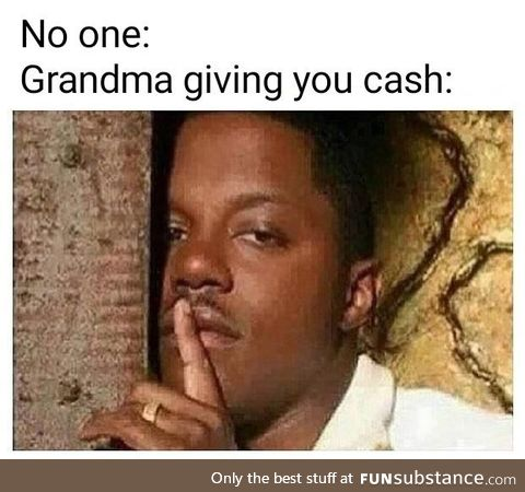 Mum must never [k]now