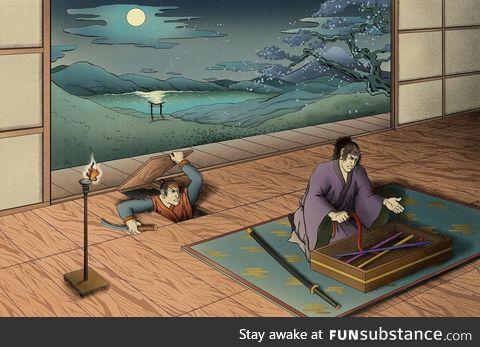Japanese 14th Century Tasks