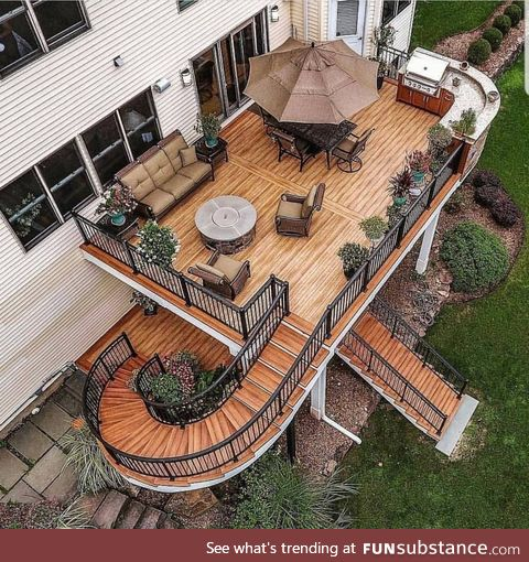 This awesome deck