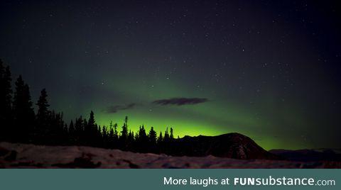 Explored the Yukon and got this shot