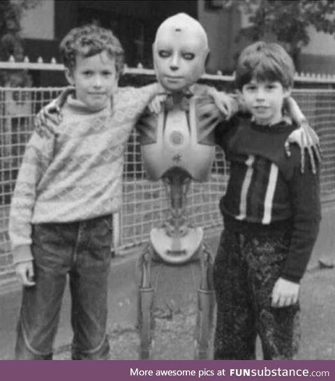 Rare photo of young Mark Zuckerberg