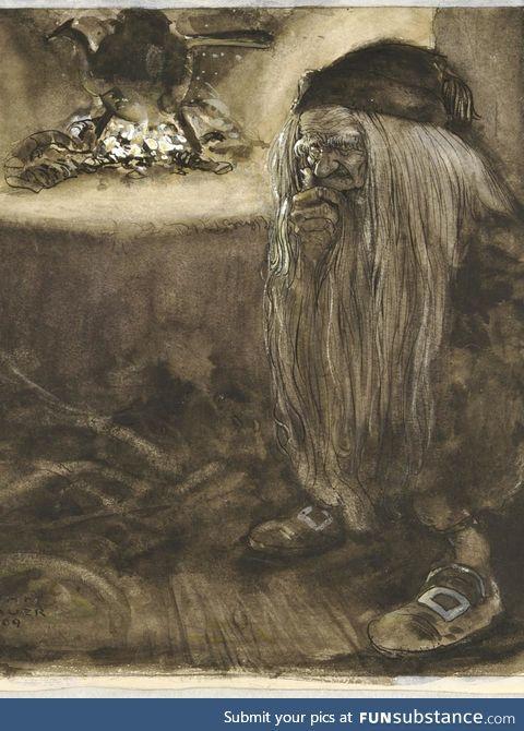 Vättar/Vættir (Northern European folklore)