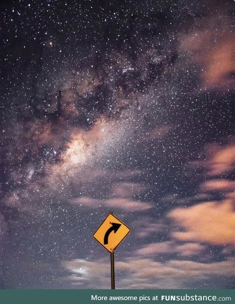 Picture of the stars from NSW, Australia