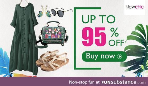 Limited time discount shopping,up to 95% off!Tens of millions of items are on sale!