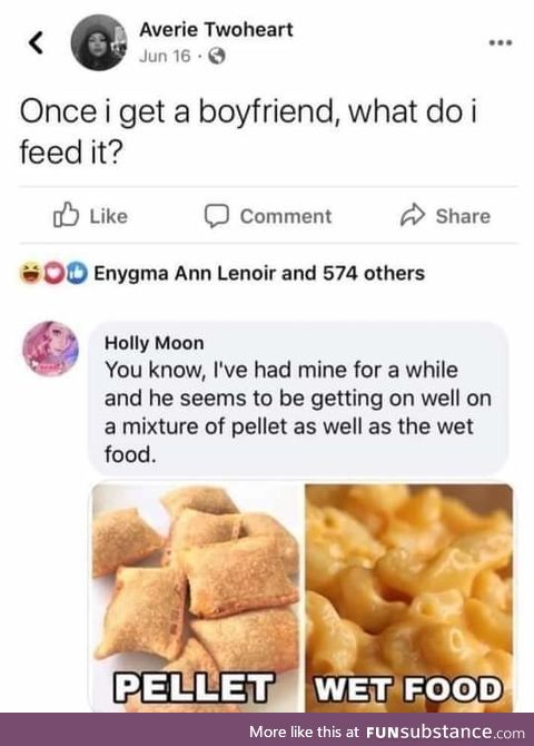 Let them eat