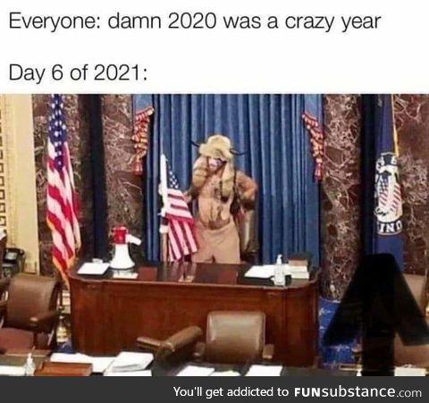The US gotta calm the f down