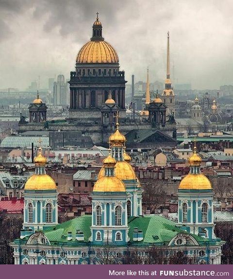 Saint Petersburg, Russia.