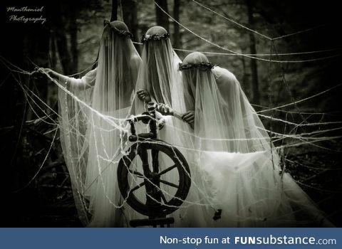 Nornir (Northern European folklore)