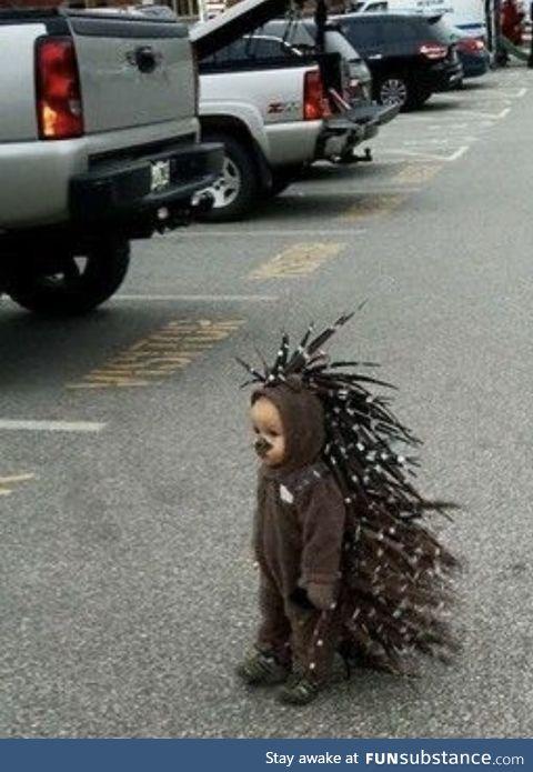 Get spiky.