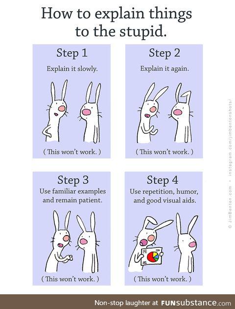 A helpful reminder