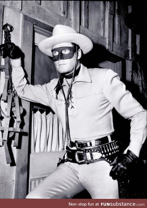 Lone Ranger tests positive for COVID. Tonto blames mask design