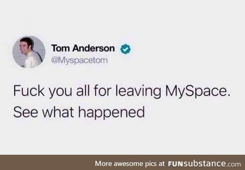 Tom anbrehrson has finally got him moment of brehdemption