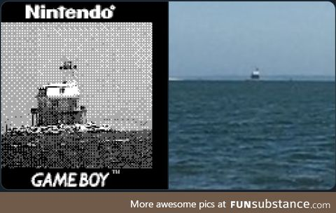 Why they tell you to buy lenses, not bodies: Game Boy Camera w/Canon telephoto lens via