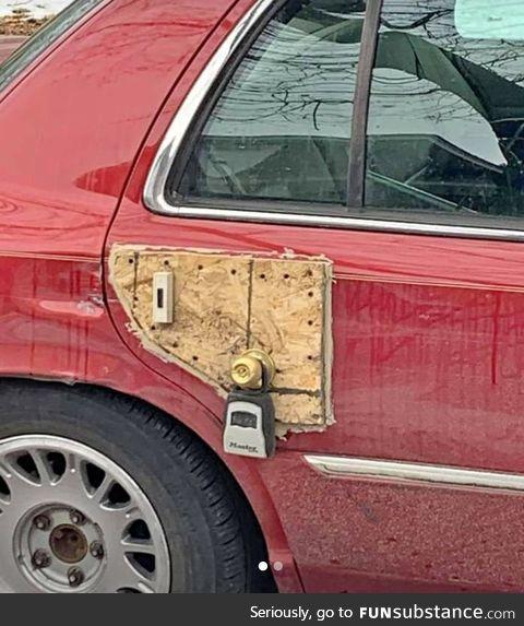 Is that a doorbell?