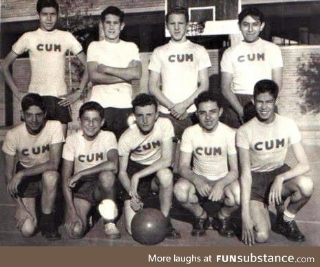 The Christian Universal Ministry basketball team could've put a little more thought