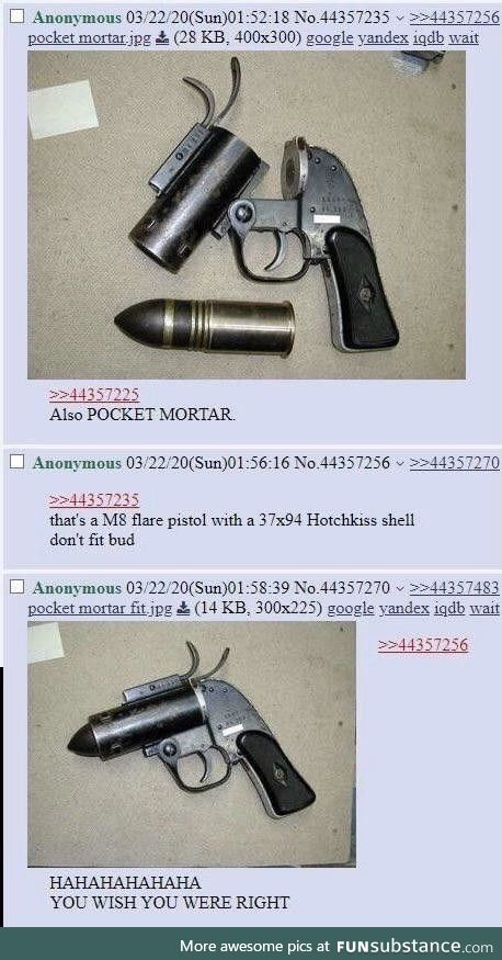 Anon finds a pocket mortar