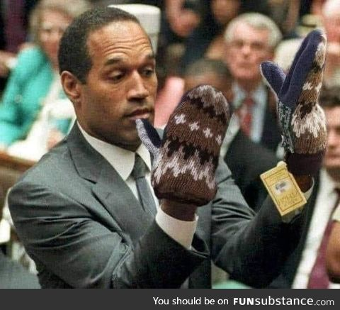 If the mittens fit