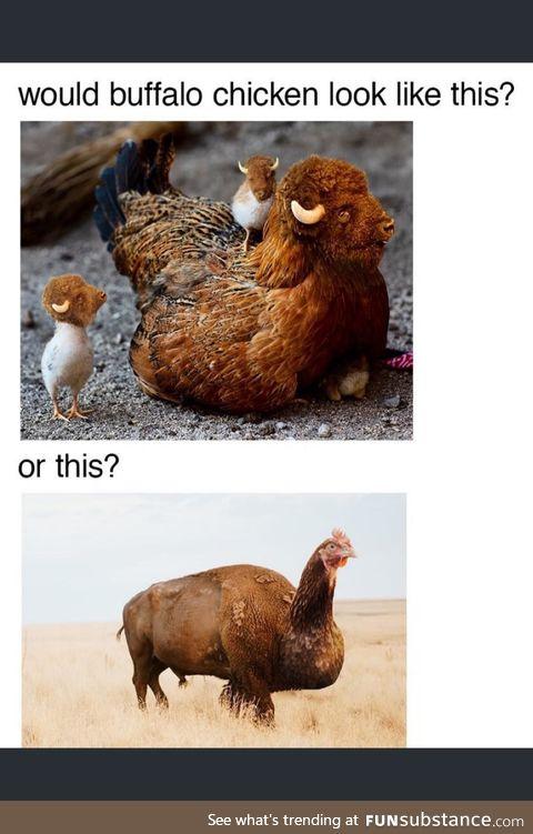 Buffalo chicken