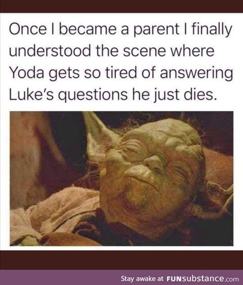 Just parental things