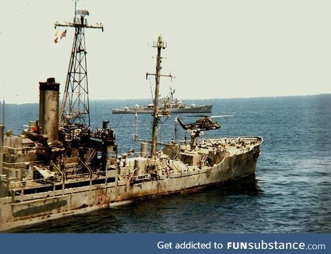 On this day, the USS Liberty was attacked by Israeli Air and Navy forces