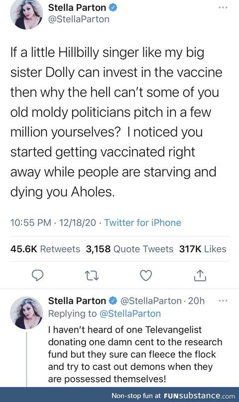 Get 'em, Stella