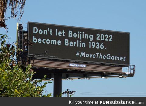 #MoveTheGames
