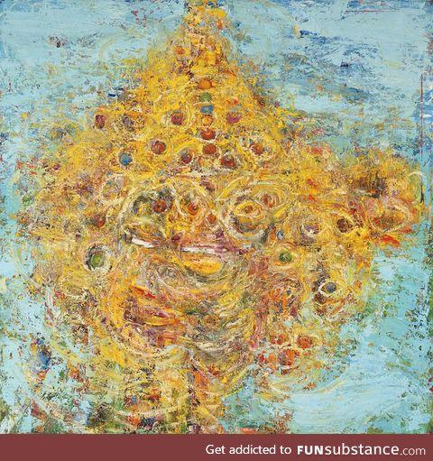 Soul Song, Matthew Ryan Herget, Oil on canvas, 2019